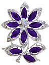 старинные моды летние цветочные броши для женщин свадебный букет