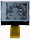 128,128g-338-BN, I2C 및 문자열과 선택, 네 개의 계조와 LCD 모듈, 2.4 인치 LCD 화면,