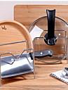 1 Кухня Нержавеющая сталь Полки и держатели