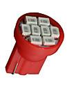 10x красный T10 W5W 158 168 2825 192 921 906 8-SMD LED спидометр Прибор свет