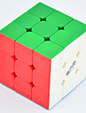 Toys Qiyi® Magic Cube 3*3*3 Magic Toy Smooth Speed Cube Magic Cube puzzle ABS
