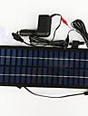 zdm® 3.5W 12v выходной адаптер автомобильное зарядное устройство питания монокристаллического кремния панели солнечных (dc12-18v)