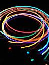 1шт изменения цвета водить ботинка шнурок ошеломляющим фликкер водонепроницаемый ночь свет