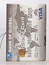 кредитной карты владельца паспорта стиль