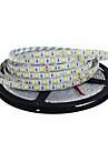 5м 5050 SMD гибкий свет прокладки 300 СИД 60leds / м ip65 водонепроницаемый светодиодные веревку полосы света для домашнего сада (DC12V)