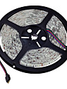 5m SMD5050 IP65 rgb 300led luz tira flexivel (DC12V)