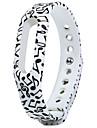 Blanc Caoutchouc Bracelet Sport Pour Xiaomi Regarder 10mm