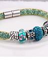 Femme Chaines & Bracelets Charmes pour Bracelets Mode Alliage Forme de Cercle Bijoux Pour Decontracte Regalos de Navidad