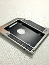 Multi-Style All-Aluminum Notebook Optical Drive Bay Ssd Solid