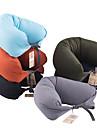Travesseiro de Viagem Forma U Descanso em Viagens para Forma U Descanso em ViagensBranco Cinzento Roxo Vermelho Azul