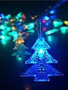 40-ledda 5m stjärna ljus vattentät plugg utomhus jul semester dekoration ljus ledde sträng ljus