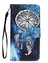 Pour samsung galaxy s7 s7 edge dream catcher pu cuir wallet s5 s6