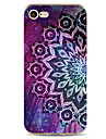 For iPhone 7 Case iPhone 6 Case Case Cover Pattern Back Cover Case Mandala Soft TPU for Apple iPhone 7 iPhone 6s iPhone 6