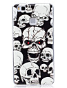 For Huawei P9 Lite P8 Lite Glow in the Dark IMD Pattern Case Back Cover Case Skull Soft TPU for Huawei P9 Lite Huawei P8 Lite