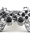 Wireless-Joystick bluetooth Dualshock3 sixaxis aufladbaren Controller Gamepad fuer Sony PS3