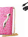 For Samsung Galaxy S6 Edge Plus Case Cover With USB Cable Card Holder Wallet with Stand Flip Full Body Solid Color Hard PU Leather S6 edge S6 S5