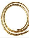 Муж. Ожерелья с подвесками Сплав Базовый дизайн Бижутерия Для День рождения Повседневные Новогодние подарки 1шт