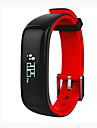 P1 bracelet intelligent / moniteur de pression sanguine / systeme de surveillance / podometres calorie / surveillance du rythme cardiaque