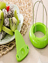 Novelty Kiwi Fruit Slicer Skinner Stripper Kiwi Fruit Divider Color Randomly