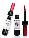 Gloss Labial / Batons Molhado / Mate LiquidoGloss Colorido / Humidade / Cobertura / Longa Duracao / Impermeavel / Natural / Secagem