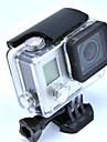 Аксессуары для GoPro,Гладкая Рамка защитный футляр Водонепроницаемые кейсы Монтаж Водонепроницаемый, Для-Экшн камера,Gopro Hero 3+ Gopro