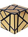 장난감 부드러운 속도 큐브 에일리언 거울 전문가 수준 매직 큐브 블랙 페이드 아이보리 브라운 핑크 그린 부드러운 스티커 안티 - 팝 조정 봄 ABS