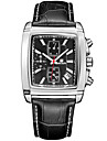 MEGIR Men\'s Sport Watch Military Watch Dress Watch Fashion Watch Wrist watch Calendar Chronograph Water Resistant / Water ProofQuartz