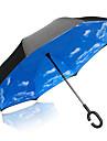 Зонт с длинной ручкой Plastic Путешествия Lady Мужчины Автомобиль