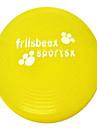 Игрушка для собак Игрушки для животных Интерактивный Летающие тарелки Прочный Тарелка