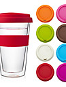 To-Go Drinkware, 370 Glass Polypropylene Coffee Water Tumbler