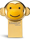 Kingston DTCNY16 32GB USB 3.1 Flash Drive monkey Metal Ultra-Compact