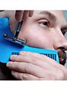 Acessorios de Depilacao Masculino Bigodes e Barbas Acessorios de barbear Design Ergonomico N/D N/D