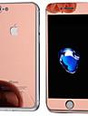 고화질 iphone7 전면과 후면 필름 도금 필름 플러스 포장을 강화