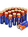 pkcell LR03 pile alcaline 1.5v 4 pack