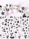 1pcs Nail Art Sticker Special Lovely Cartoon Mickey 3D Nail Stickers Nail Art Design F070
