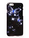 Для Стразы С узором Своими руками Кейс для Задняя крышка Кейс для Бабочка Мягкий TPU для AppleiPhone 7 Plus iPhone 7 iPhone 6s Plus