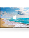 For MacBook Air 11 13/Pro13 15/Pro with Retina13 15/MacBook12 The Blue Sky The Sea Decorative Skin Sticker