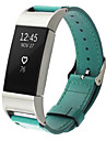 2017 New Fashion Sports Leather Bracelet Strap Band for Fitbit Charge 2