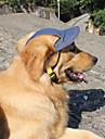 Собаки Банданы и шляпы Одежда для собак Лето Весна/осень Джинсы Спорт Синий