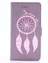 Для Кошелек Бумажник для карт со стендом Флип Рельефный С узором Магнитный Кейс для Чехол Кейс для Сияние и блеск ТвердыйИскусственная