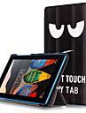 Housse d\'impression pour lenovo tab3 tab 3 7 730 730m tb3-730m tablette avec film protecteur