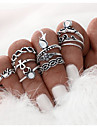 Women\'s Midi Rings Vintage Costume Alloy Jewelry For Daily