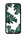 Para Case Tampa Estampada Capa Traseira Capinha Azulejos Rigida Acrilico para AppleiPhone 7 Plus iPhone 7 iPhone 6s Plus iPhone 6 Plus