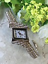 Women\'s Elegant Gold Bracelet Quartz Watch