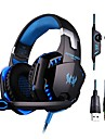Gaming Headset Deep Bass Computer Game Headphones with microphone LED Light for computer PC Gamer
