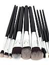 10pcs Makeup Brushes Set High Quality Makeup Tools Kit Premium Full Function