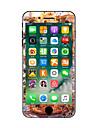 1 piece Anti-Rayures Fleur En Plastique Transparent Decalcomanie Motif Glow in the Dark PouriPhone 7 Plus iPhone 7 iPhone 6s Plus/6 Plus