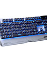 SADES Light Language Computer USB Gaming Keyboard with 7-colors Backlight 104 Keys For LOL Dota Support Multi-Language