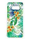 Pour Etuis coque Motif Coque Arriere Coque Fleur Flexible PUT pour Samsung S8 S8 Plus S7 edge S7