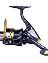 Катушки для спиннинга Спиннинговые катушки 5.5:1 8.0 Шариковые подшипники ЗаменяемыйМорское рыболовство Ловля на приманку Спиннинг